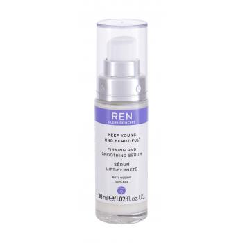 REN Clean Skincare Keep Young And Beautiful Firming And Smoothing Serum do twarzy dla kobiet 30 ml