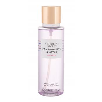 Victoria´s Secret Pomegranate & Lotus Balance Spray do ciała dla kobiet 250 ml
