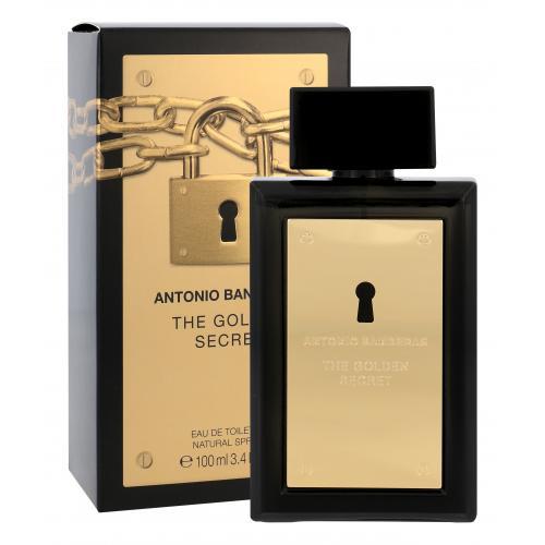 Antonio Banderas The Golden Secret EDT 100 ml dla mężczyzn