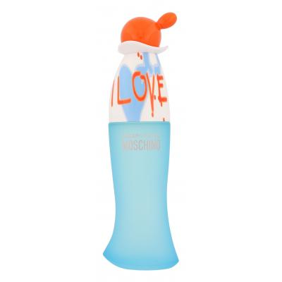 Moschino Cheap And Chic I Love Love Woda toaletowa dla kobiet 100 ml