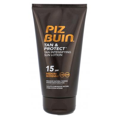 PIZ BUIN Tan & Protect Tan Intensifying Sun Lotion Preparaty do opalania do ciała