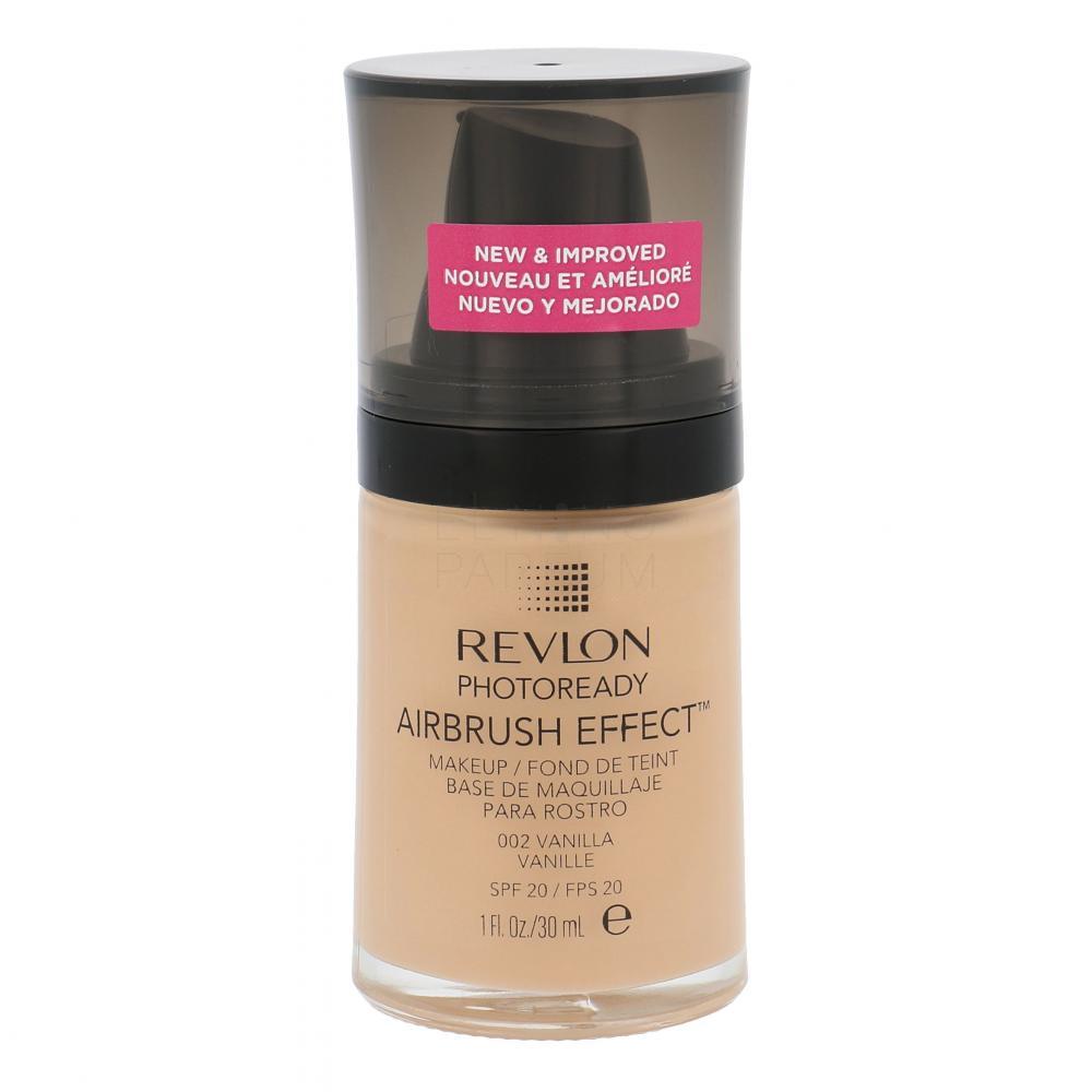 Base de maquillaje Revlon PhotoReady Airbrush Effect 004