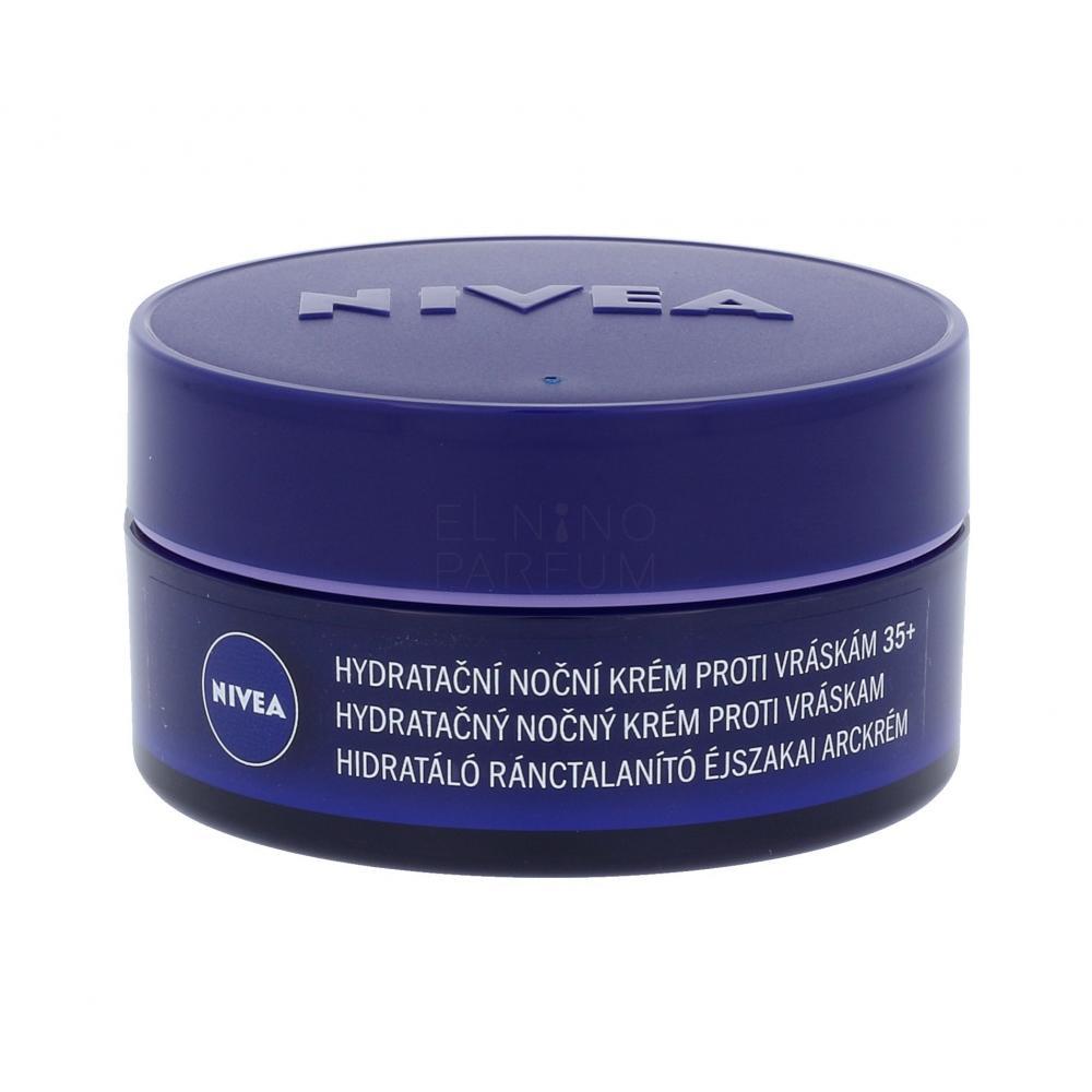 Nivea Anti Wrinkle + Moisture Krem na noc dla kobiet 50 ml..