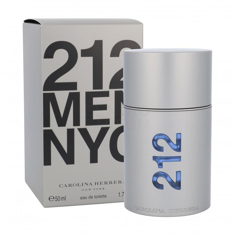 carolina herrera 212 men woda toaletowa 50 ml false