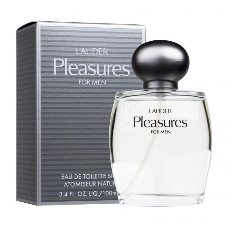 estee lauder pleasures for men