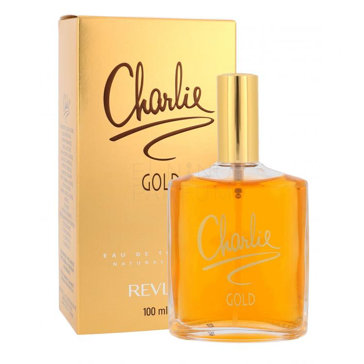 revlon charlie gold