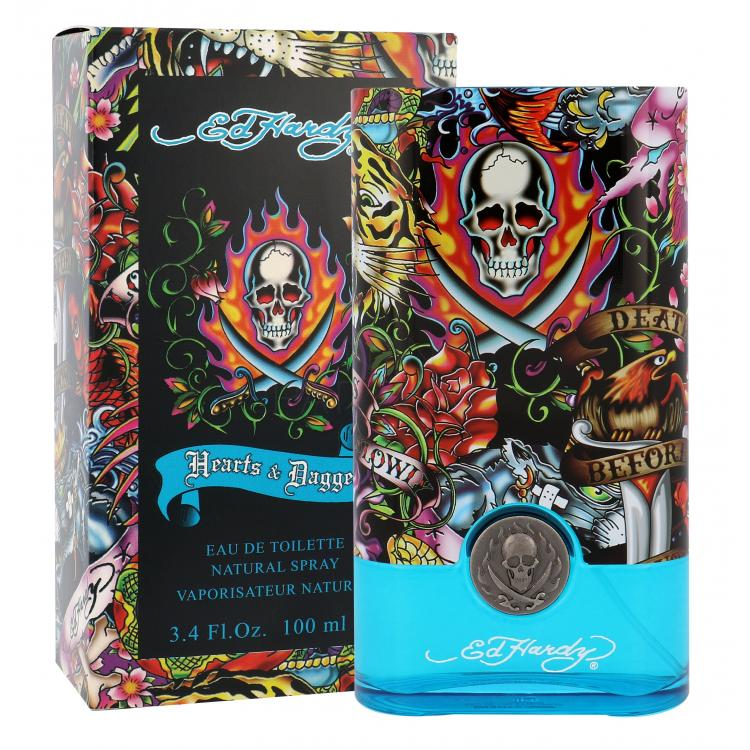 ed hardy hearts & daggers for men