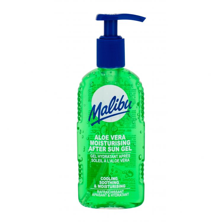 Malibu After Sun Aloe Vera Preparaty po opalaniu 200 ml