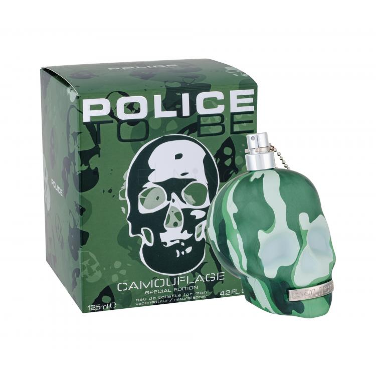 police to be - camouflage