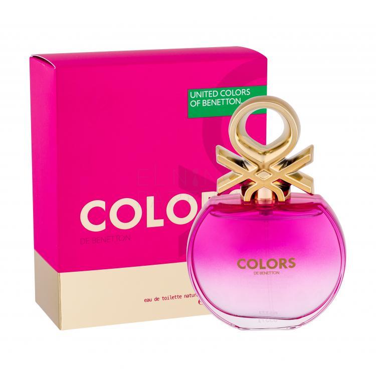 benetton colors de benetton pink