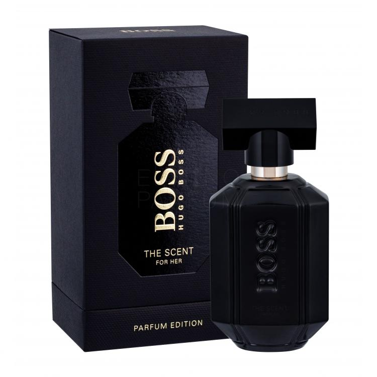 hugo boss the scent parfum edition for her