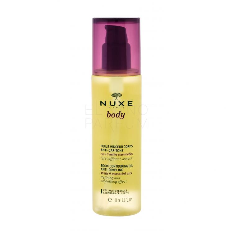 NUXE Body Care Body-Contouring Oil Anti-Dimpling Cellulit i rozstępy dla kobiet 100 ml