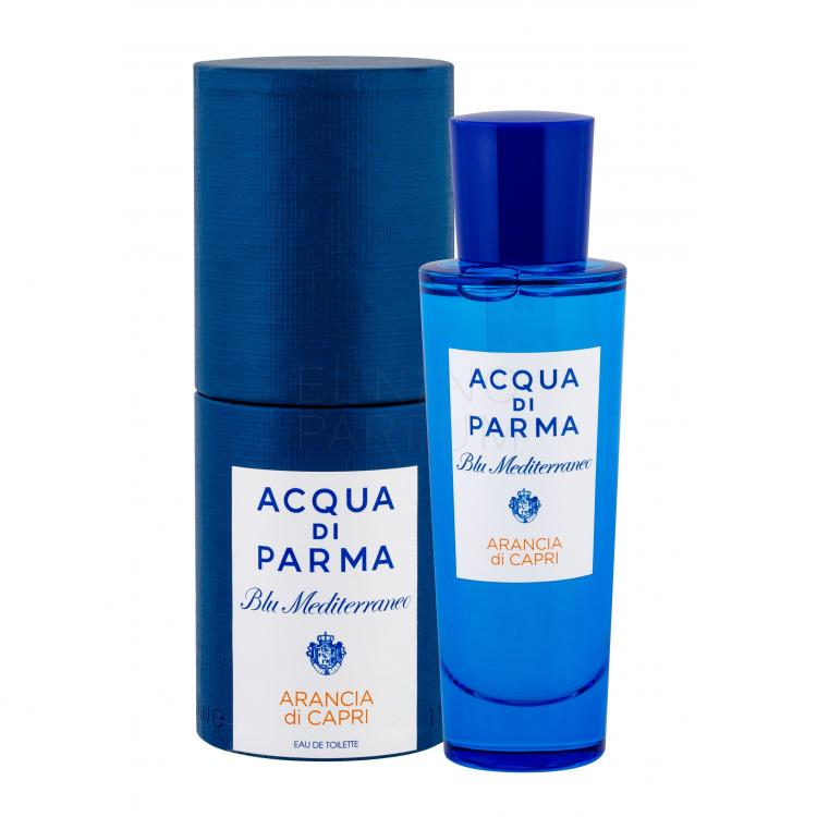 acqua di parma blu mediterraneo - arancia di capri woda toaletowa unisex 30 ml false