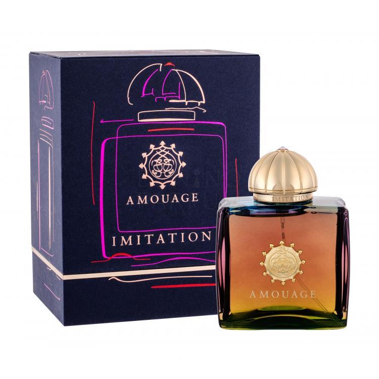 amouage imitation woman woda perfumowana dla kobiet 100 ml false