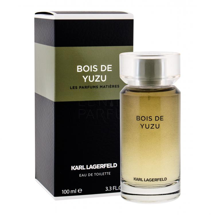 karl lagerfeld les parfums matieres - bois de yuzu