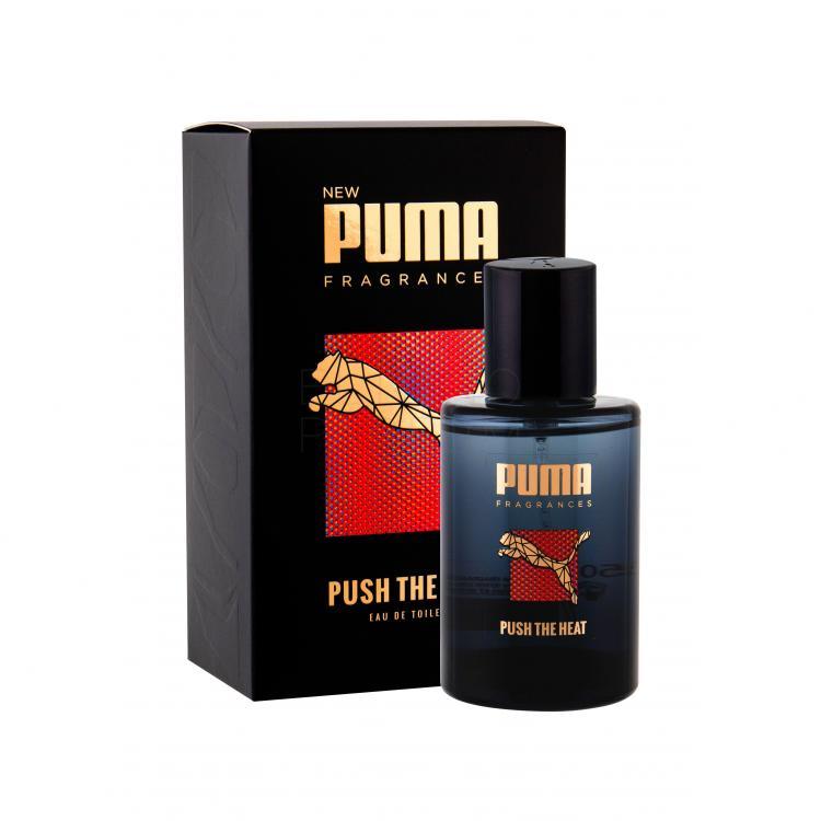 puma push the heat - mysterious & sensual