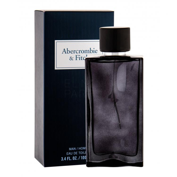 abercrombie & fitch first instinct blue man woda toaletowa dla mężczyzn 100 ml