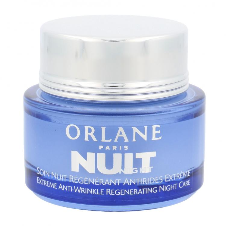 Orlane Extreme Line-Reducing Extreme Anti-Wrinkle Regenerating Night Care Kremy na noc dla kobiet