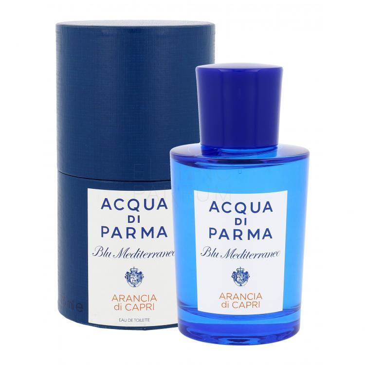 acqua di parma blu mediterraneo - arancia di capri woda toaletowa unisex 75 ml false