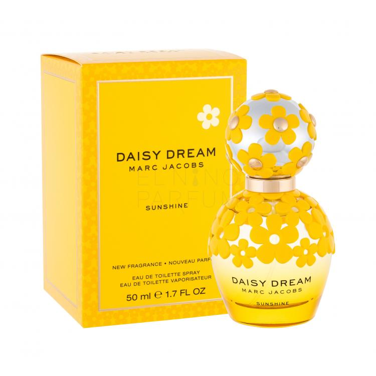 marc jacobs daisy dream sunshine