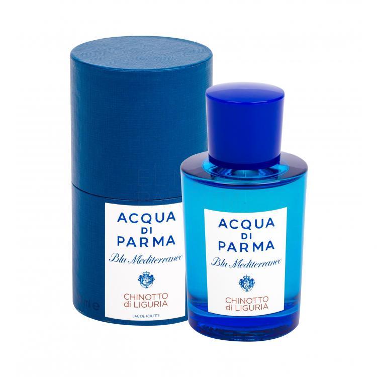 acqua di parma blu mediterraneo - chinotto di liguria woda toaletowa 75 ml