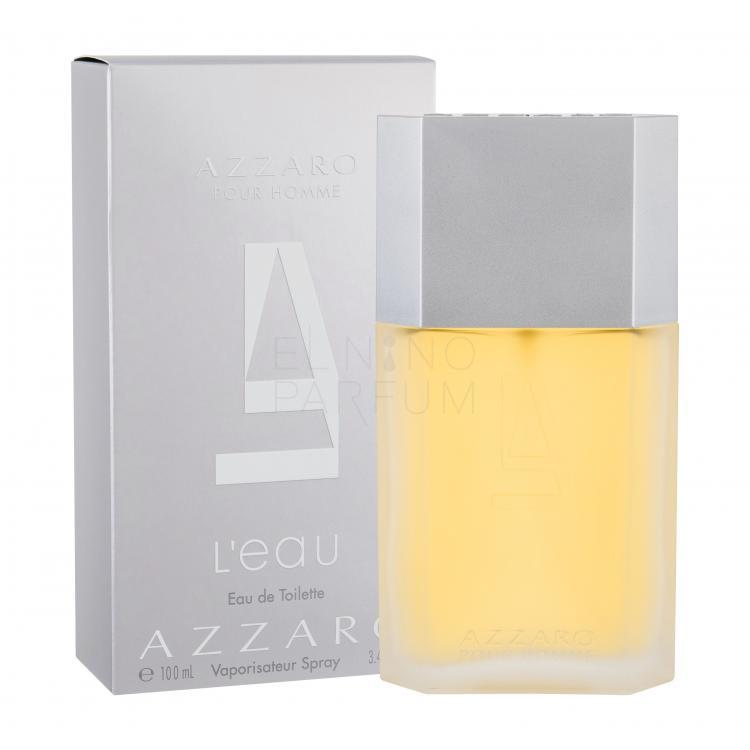 azzaro azzaro pour homme l'eau