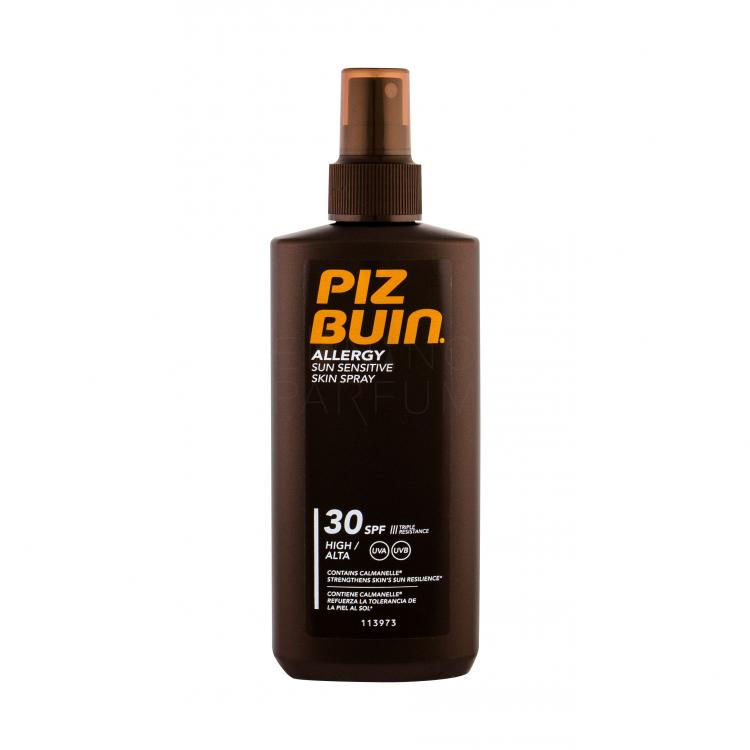 PIZ BUIN Allergy Sun Sensitive Skin Spray SPF30 Preparat do opalania ciała 200 ml
