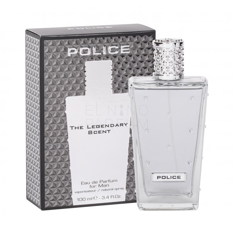 police the legendary scent for man