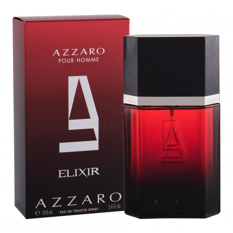 azzaro azzaro pour homme elixir