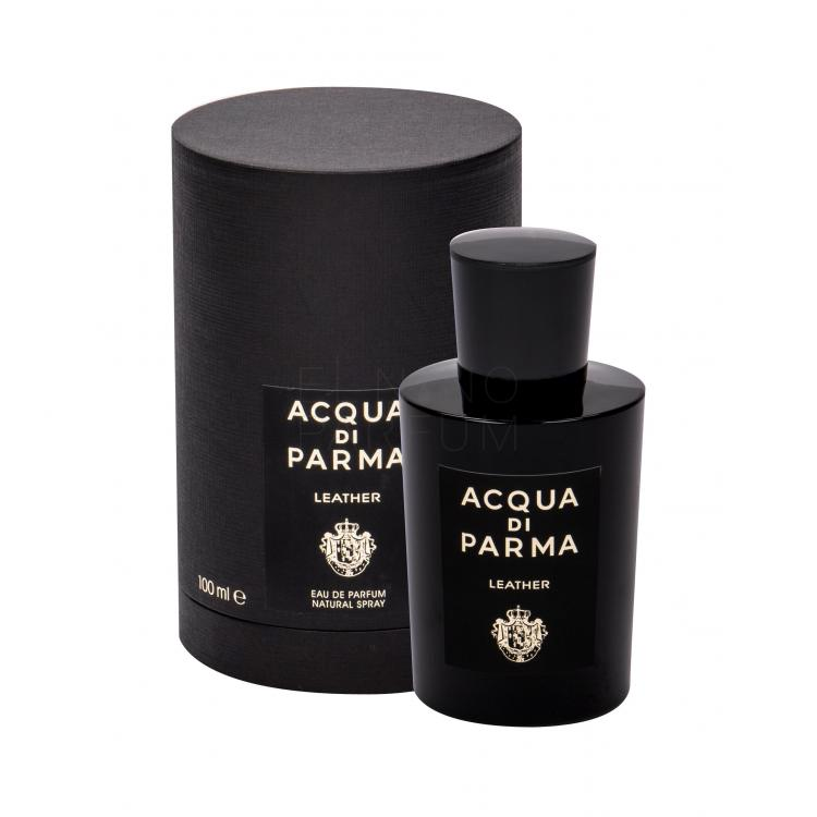 acqua di parma leather woda perfumowana 100 ml false