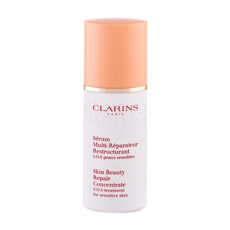Clarins Gentle Care Skin Beauty Repair Concentrate Serum do twarzy dla kobiet