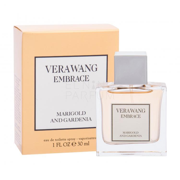 vera wang embrace - marigold and gardenia
