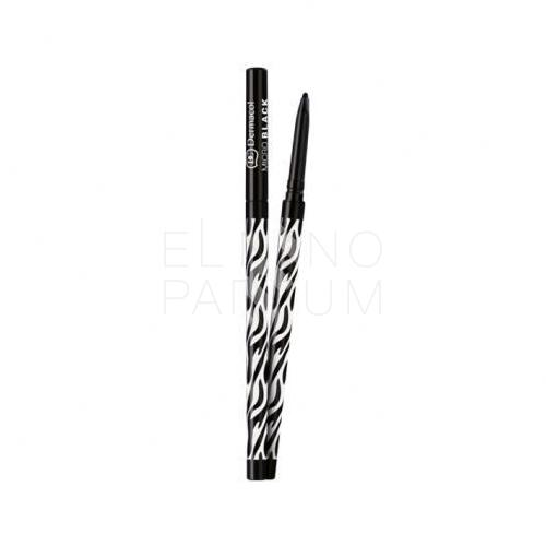 Dermacol Black Sensation Eye Micro Pencil Kredki do oczu dla kobiet