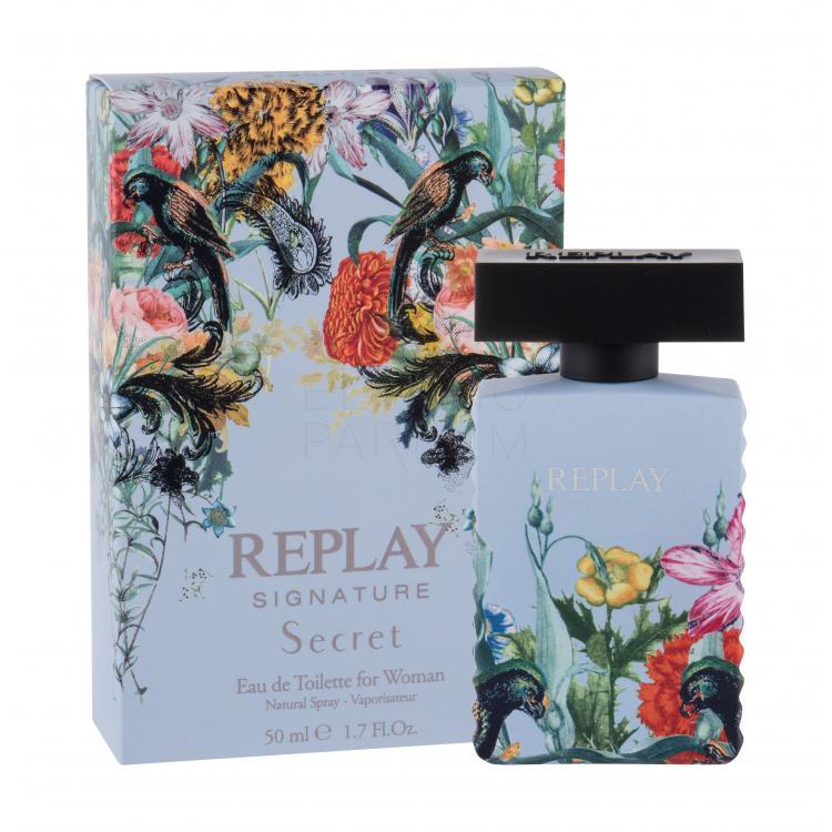 replay signature secret