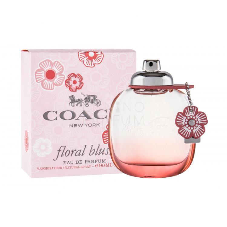 coach coach floral blush