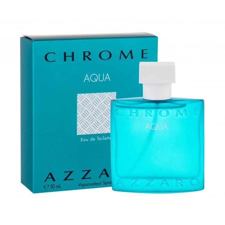 azzaro chrome aqua woda toaletowa 50 ml false
