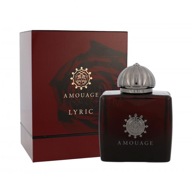 amouage lyric woman