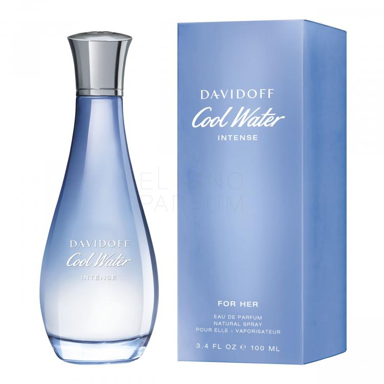 davidoff cool water intense for her