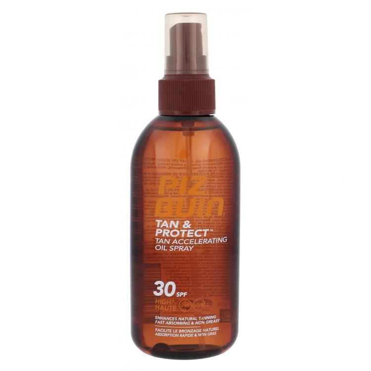 PIZ BUIN Tan & Protect Tan Accelerating Oil Spray SPF30 Preparat do opalania ciała 150 ml