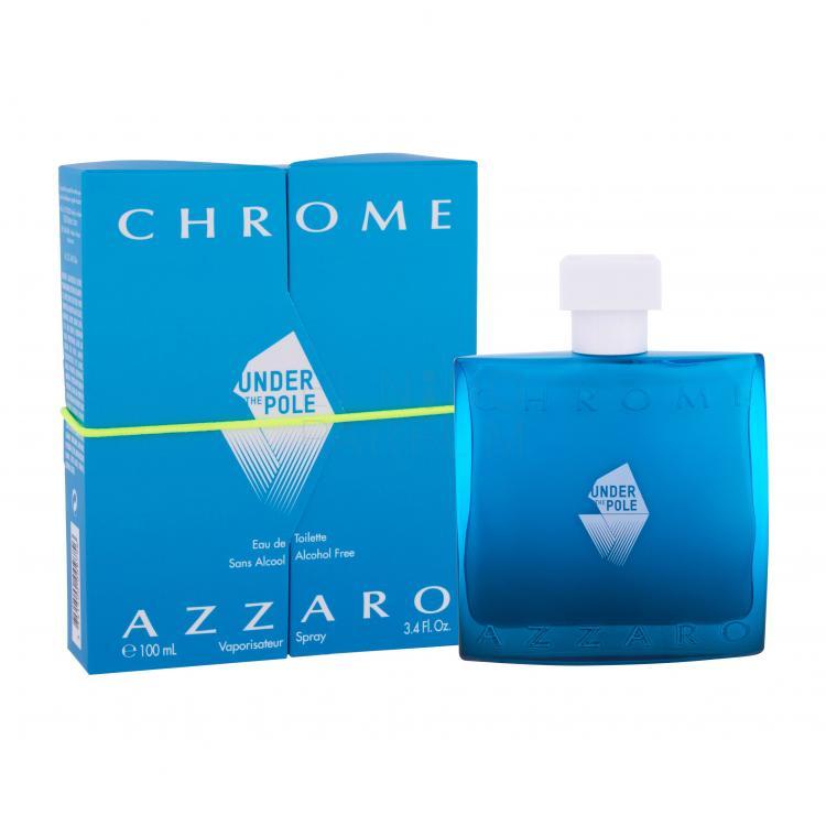 azzaro chrome under the pole