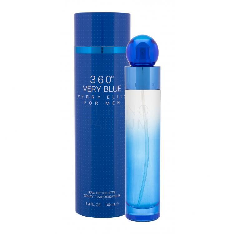 perry ellis 360° very blue