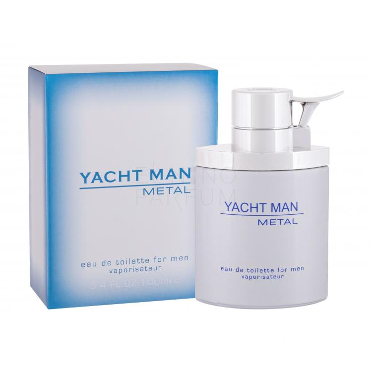myrurgia yacht man - metal