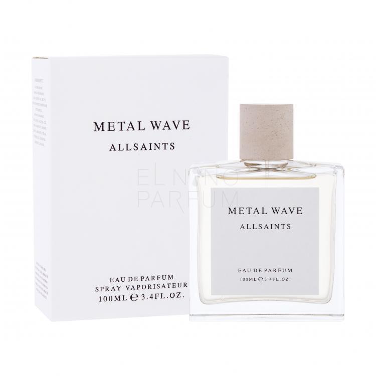 allsaints metal wave woda perfumowana 100 ml