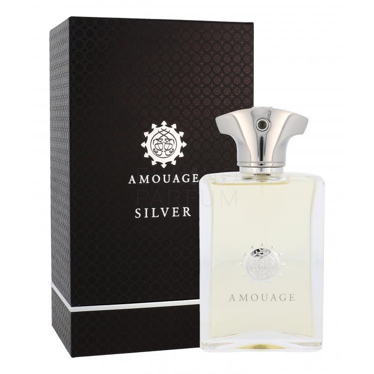 amouage silver woda perfumowana dla mężczyzn 100 ml false