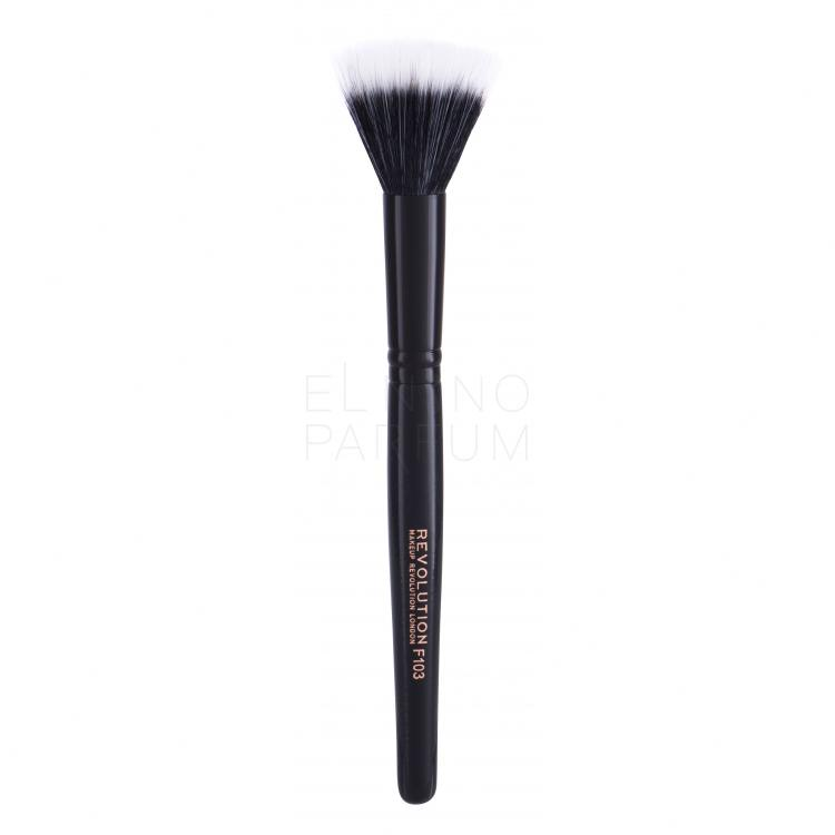 Makeup Revolution London Brushes Pro Stippling Brush Pędzle do makijażu dla kobiet
