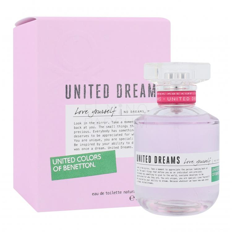 benetton united dreams - love yourself