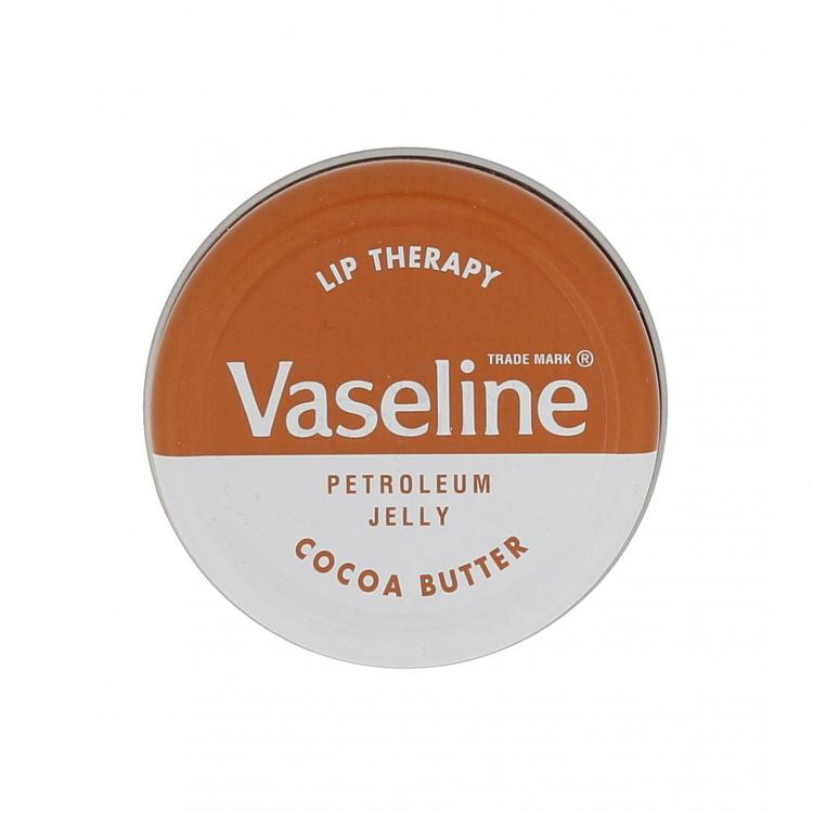 Vaseline Lip Therapy Cocoa Butter Balsamy do ust dla kobiet
