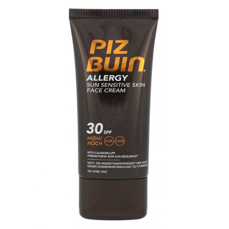PIZ BUIN Allergy Sun Sensitive Skin Face Cream Preparaty do opalania twarzy