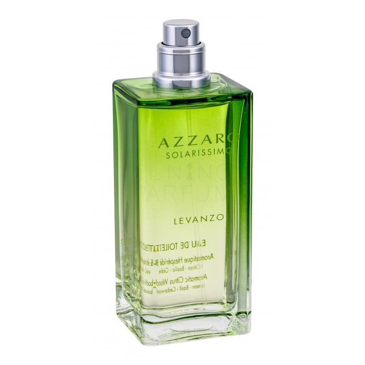 azzaro solarissimo - levanzo woda toaletowa dla mężczyzn 75 ml tester